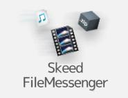 SkeedFileMessenger